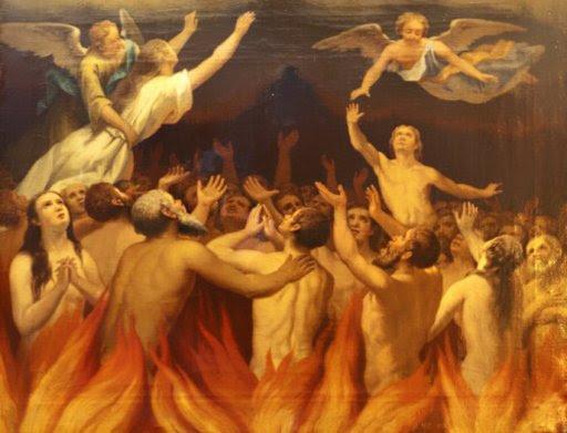 Resultado de imagem para purgatory christian