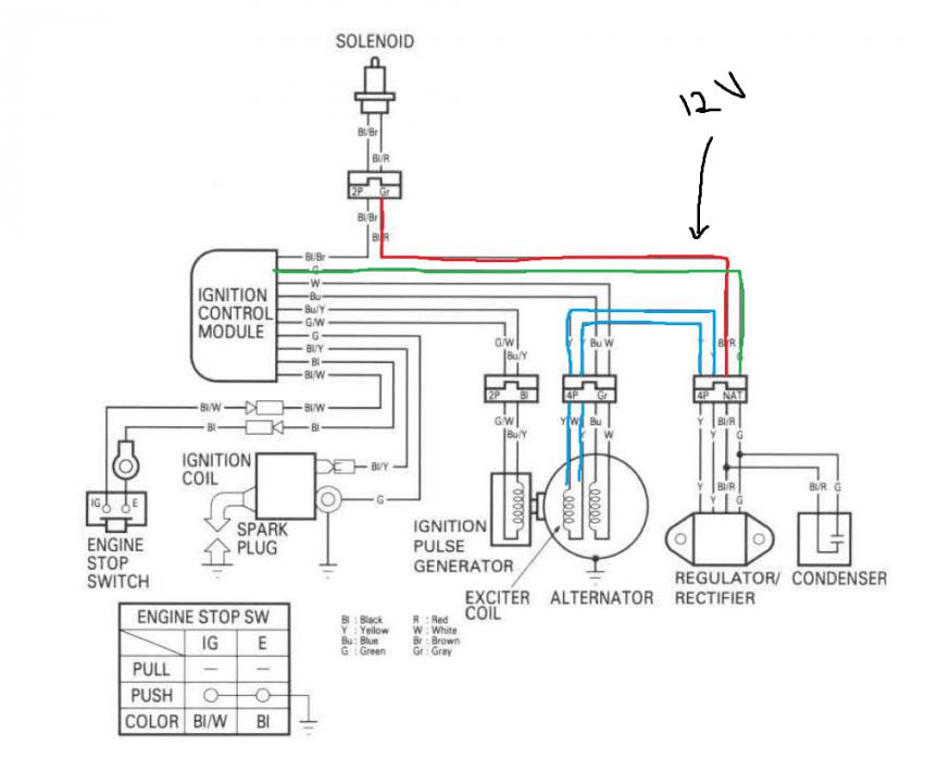 Crf 230 Wiring Diagram Ats Wiring Diagrams Begeboy Wiring Diagram Source