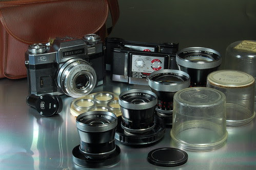 Zeiss Ikon Contaflex Super BC Kit
