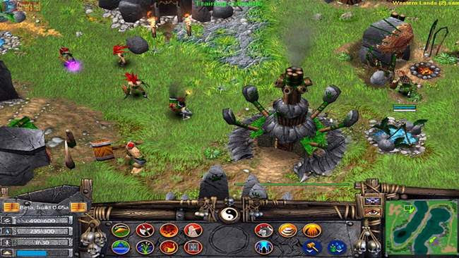 Download Battle Realms PC Game Gratis
