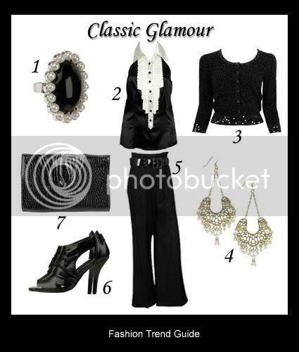 classic glamour