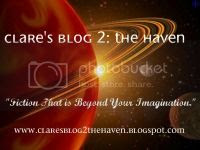 Clare's Blog 2: The Haven