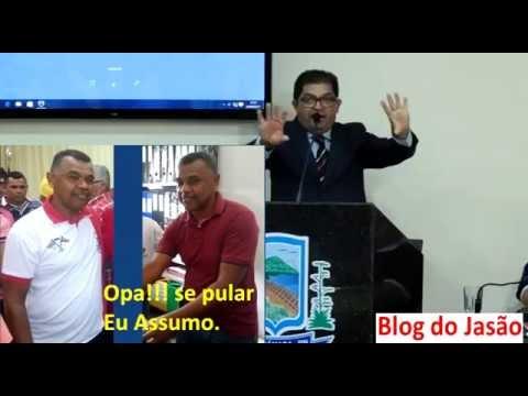 João Câmara: Assista se poder; Veja o que disse Vereador da situação na ultima seção do dia 24 de abril.