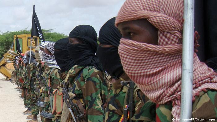 Somalia Al-Shabaab Miliz (Symbolbild) (Stringer/AFP/Getty Images)