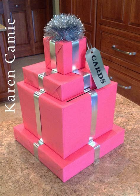 17 Best images about Card Boxes on Pinterest   Receptions