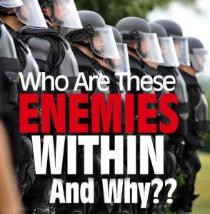 Image result for THE ENEMIES WITHIN.