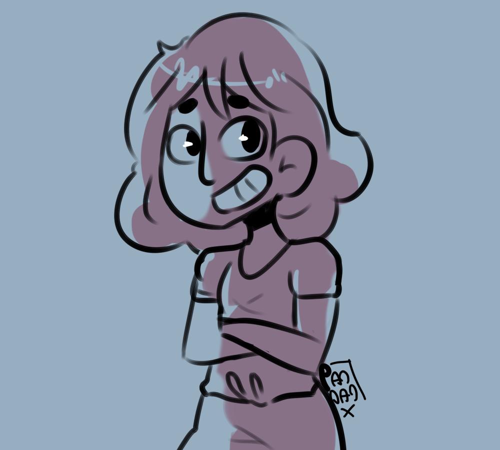 """nice hair """