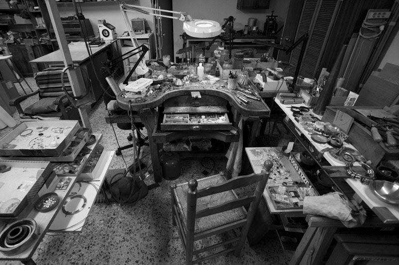 Resultado de imagen para antiguos talleres de joyería