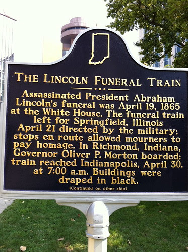Dead Lincoln Stopped Here, 1