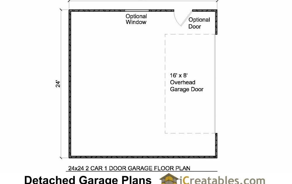 24x24 garage floor plan with 1 homedesignpictures for 24x24 floor plan