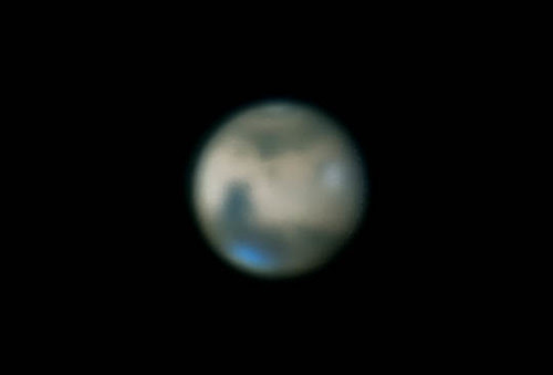 Mars RRGB - 190314 - 00:11UTC by Mick Hyde