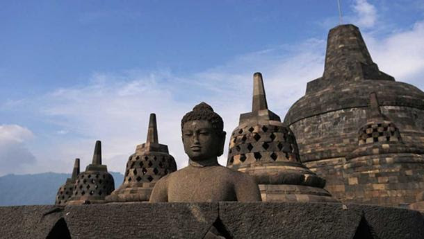 One of the Greatest Monuments in the World but Who Built it? The Strange Origins of Borobudur