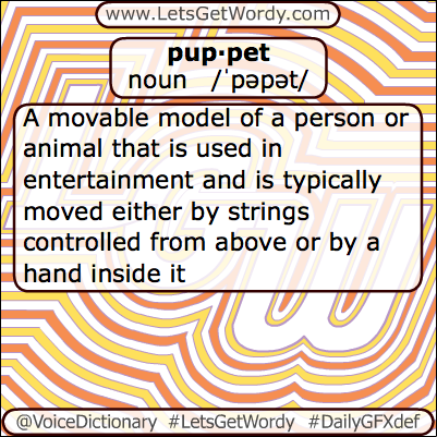 Puppet 04/28/2013 GFX Definition of the Day