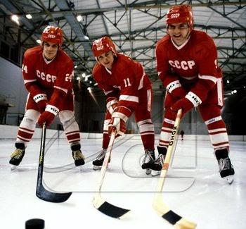 Third String Goalie: 1986 Soviet Union National Team
