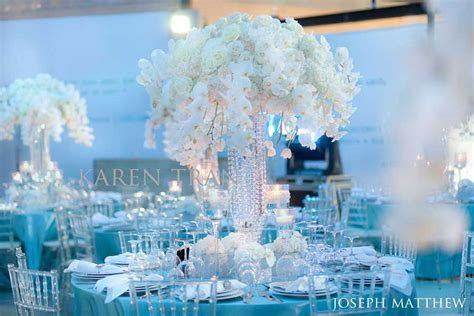 Table Decorations Blue Mehomez Com   blue   Pinterest