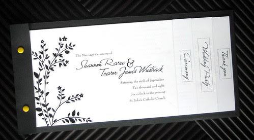 This is an nice design Keywords Wedding program wedding invitation