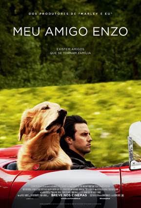 Meu Amigo Enzo : Poster