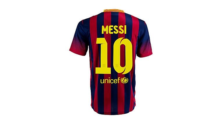 Lionel Messi Barcelona Jersey at Best price   Best deals ...