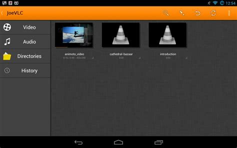 joevlc video player android apps  google play