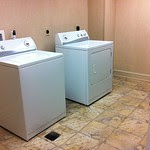 Free Laundry at Holiday Inn Express Webster, NY!