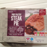 Marks And Spencer Steak Pie Calories and Nutrition Facts ...