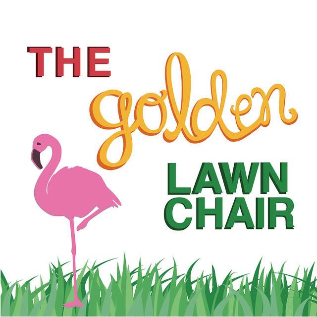 golden-lawnchair