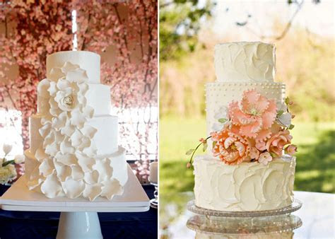 Best wedding cake trends 2018