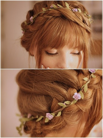 Braided  Updos  for Long  Hair Prom Hairstyles  PoPular