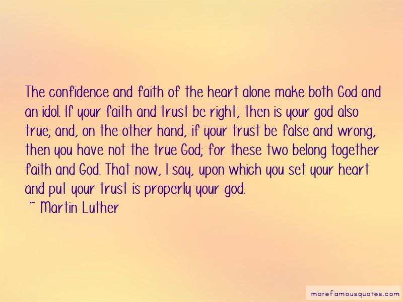 Quotes About Faith And God Top 51 Faith And God Quotes From Famous
