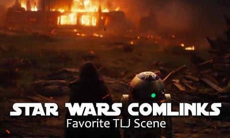 Star Wars ComLINKS | Anakin and His Angel