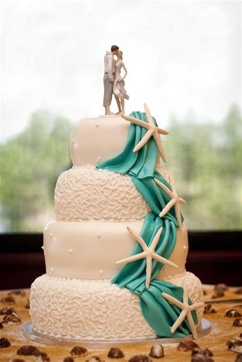 Barefoot Couple Beach Wedding Cake Topper   Beach weddings