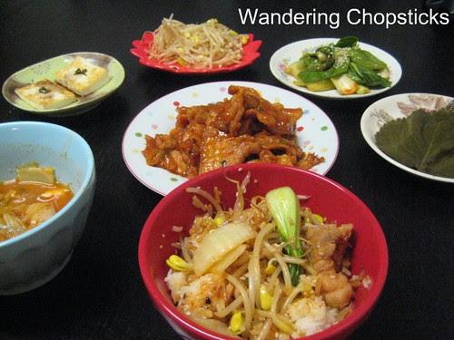 Daeji Bulgogi (Korean Spicy Pork) 2