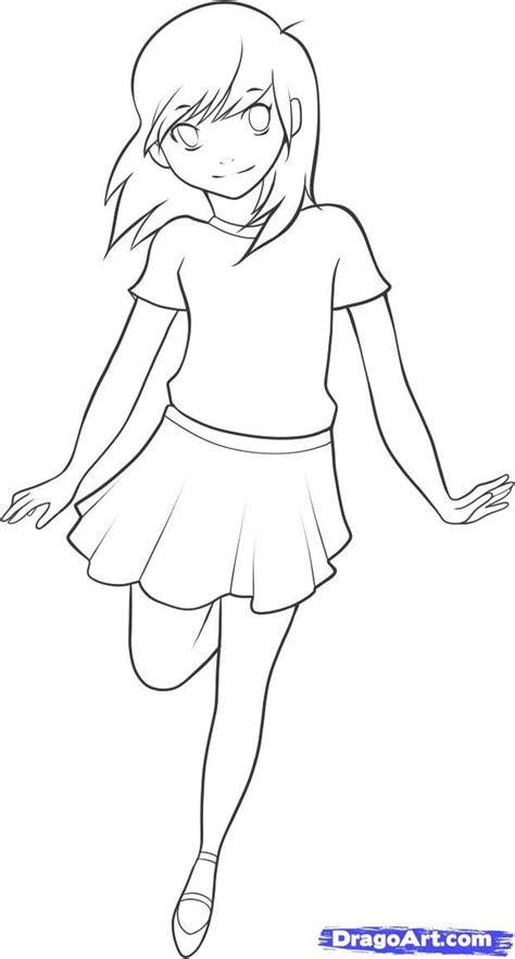 animestepbystepdrawingbody   draw  anime kid