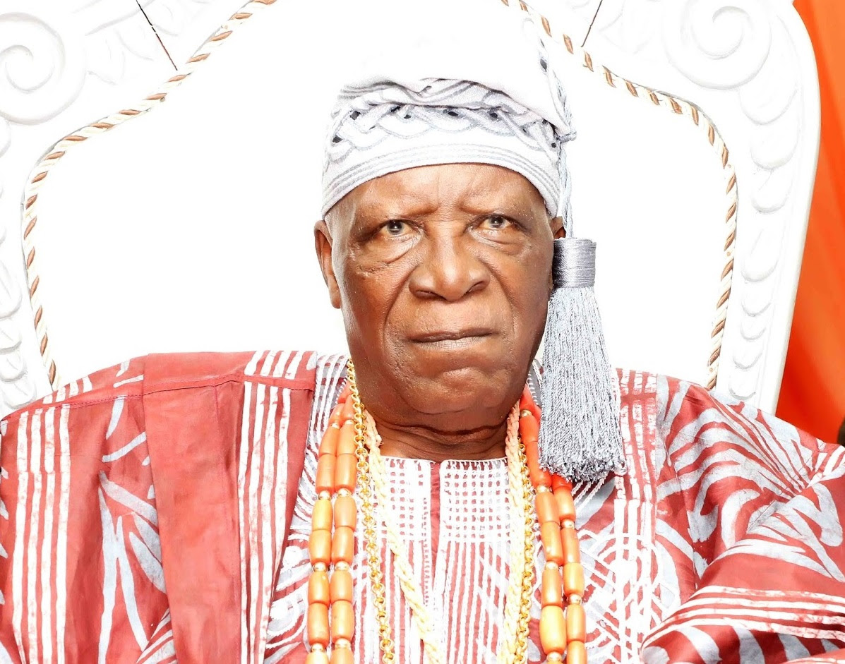 Peace and security : Oba Oniru seeks greater support for govt. efforts