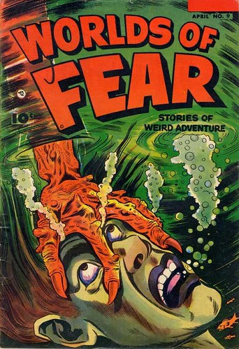 Worlds of fear 9