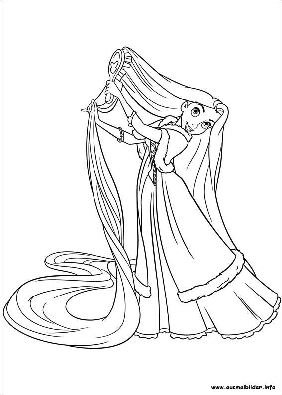 Kleurplaten Disney Prinsessen Rapunzel.Kidsnfun Kleurplaat Disney Prinsessen Ariel En Doornroosje