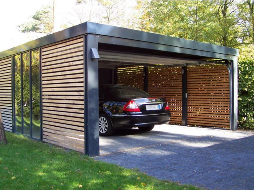 Limited in Size but Highly Protective Carport designs ...