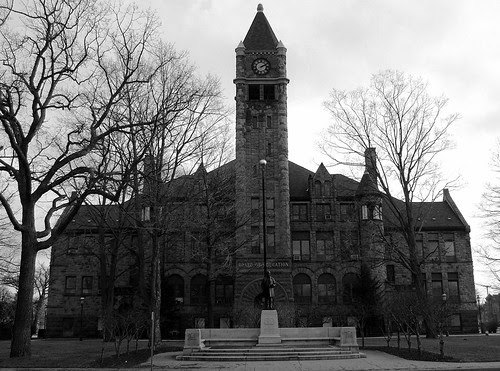 Board of Education building (Muskegon County Courthouse)