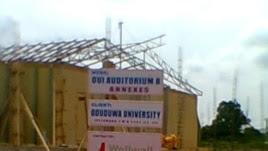 Trabajos de UNECA en Nigeria