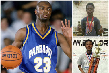 Ronnie Fields' Nephews Honor Their Hoops Legacy While Carving Own Paths