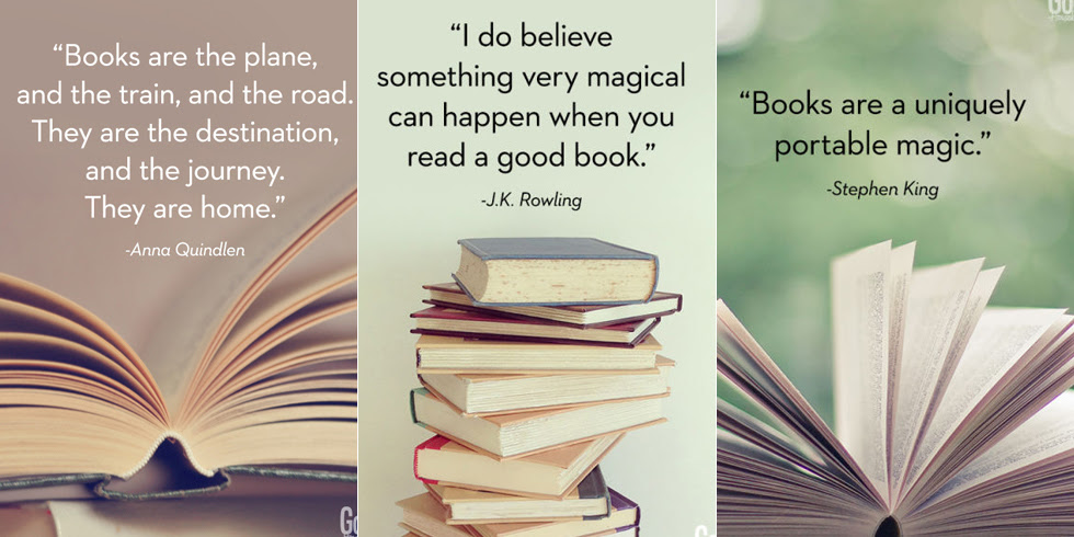 Famous Author Quotes About Reading. QuotesGram