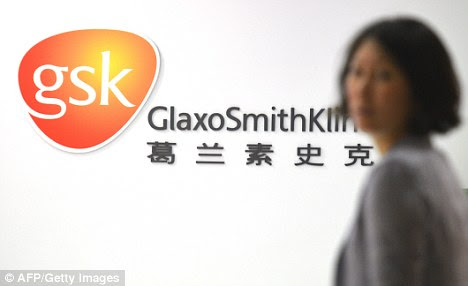 Scandal: China is seen as key growth market for GlaxoSmithKline