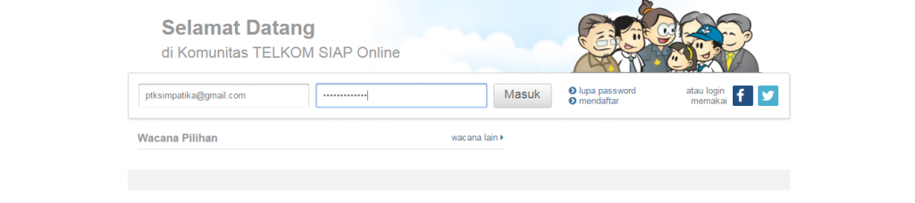 form login simpatika