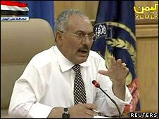 Ông Ali Abdullah Saleh