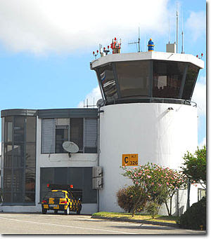 Torre controle tires