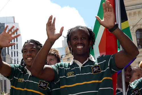 South African Smiles