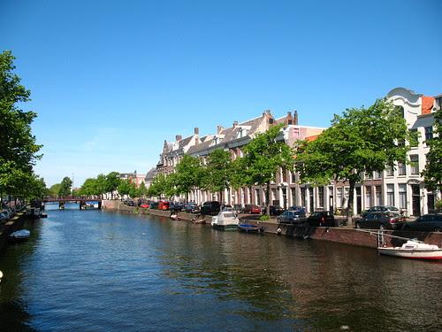 Spaarne River, Haarlem