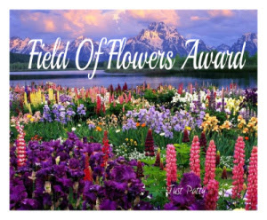 The Field Of Flowers Award