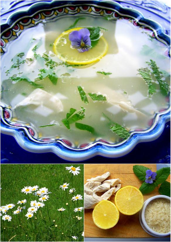 Canja - Ingredients