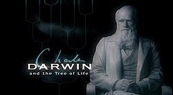 Charles Darwin and the Tree of Life title card